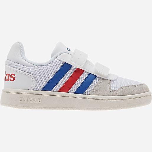 Sneakers Adidas Hoops 2.0 CMF C pour Enfant - Tailles 28 à 35