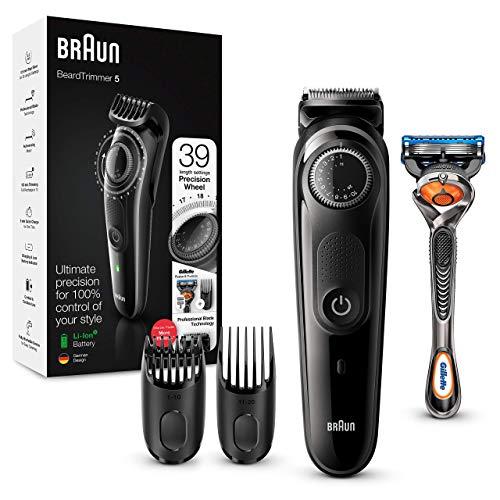 Tondeuse électrique pour barbe et cheveux Braun BT5242
