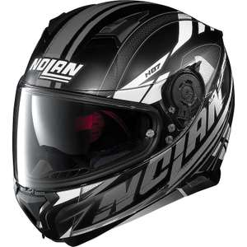 Casque moto intégral Nolan N87 Fulmen N-Com - Tailles S à XL