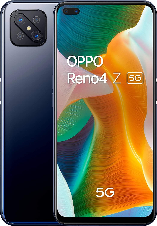 """Smartphone 6.57"""" Oppo Reno 4 Z 5g - 128 Go ROM, 8 Go RAM"""