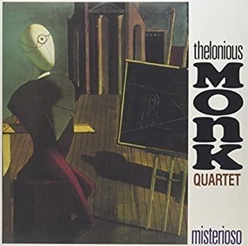 Vinyle Thelonious Monk quartet - Misterioso