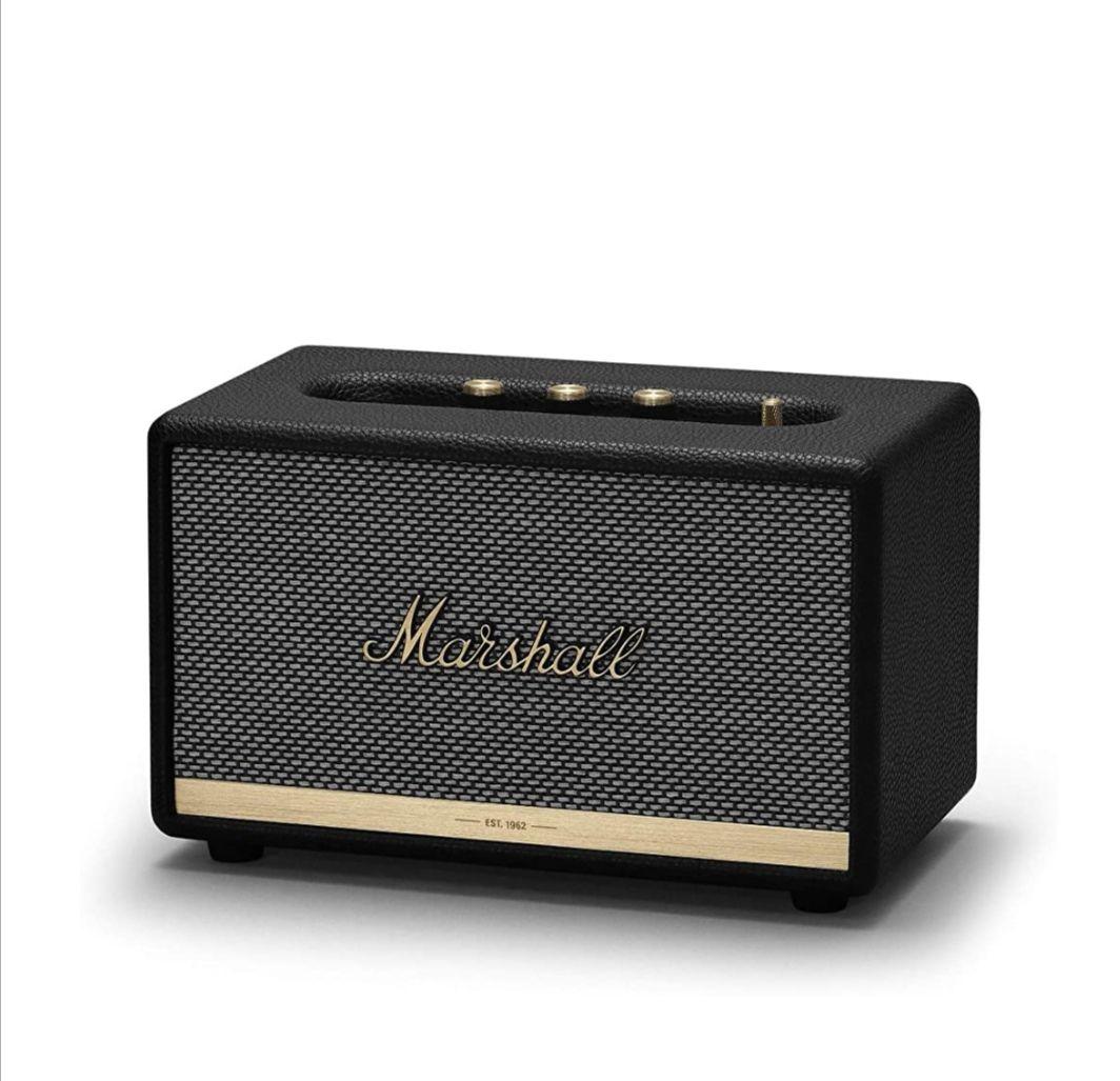 Enceinte Bluetooth Marshall Acton II - Noir