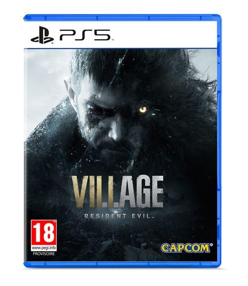 [Précommande] Resident Evil Village sur PS4, PS5, Xbox Series + DLC Pack Survival & Mr Raccoon (+10€ sur le Compte fidélité Adhérents)