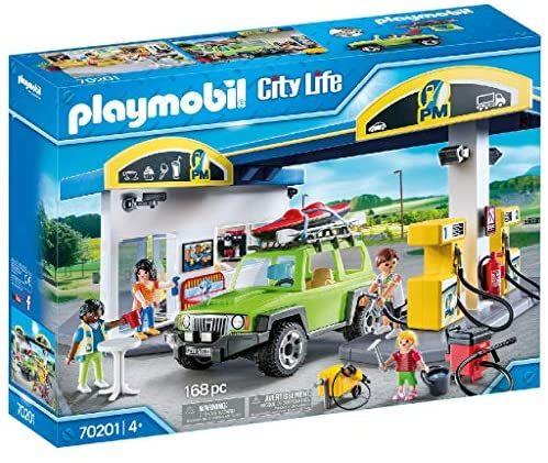 Jouet Station Essence Playmobil 70201