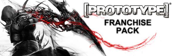 Prototype Franchise Pack : Prototype 1 & 2 + Radnet Access Pack sur PC (Dématérialisé)