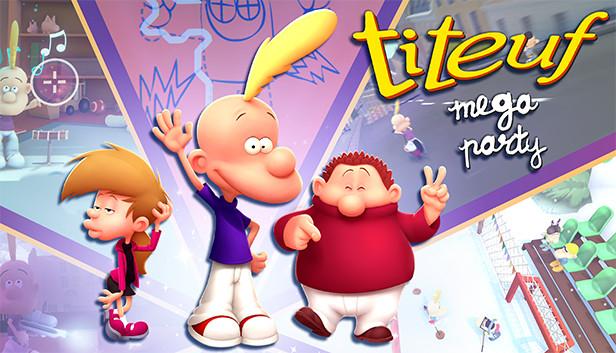Titeuf: Mega Party sur PC (Dématérialisé)