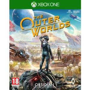 Sélection de jeux Xbox One à 1€ Ex : The outer worlds