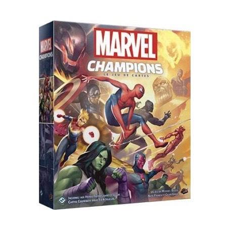 Jeu de Cartes Marvel Champions
