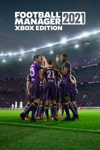 Football Manager 2021 sur PC, Xbox One & Series S/X (Dématérialisé)