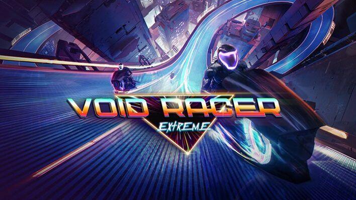Void racer : Extreme sur Oculus Quest (Dématérialisé)