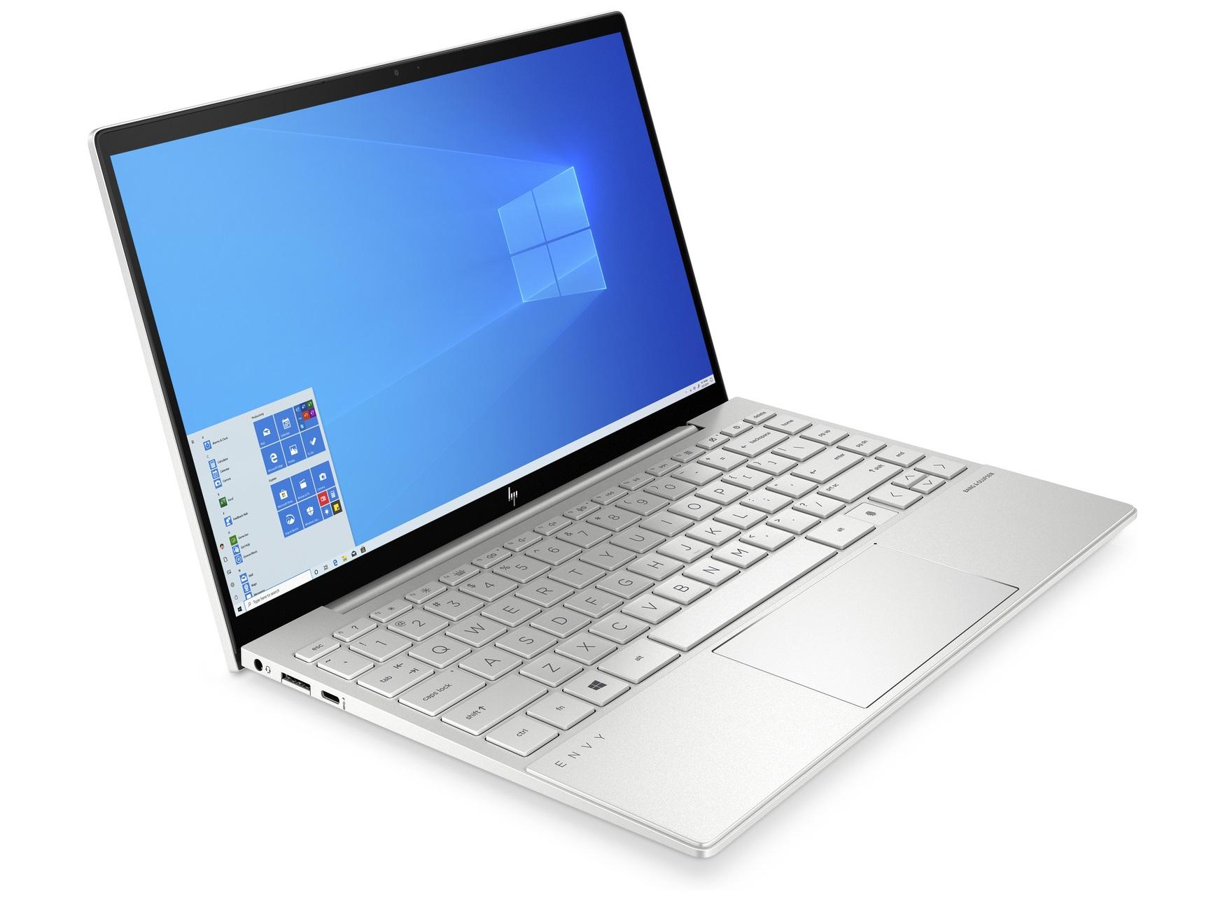 "PC Portable 13.3"" HP Envy 13-ba0010nf - Full HD, i7-1065G7, 8 Go RAM, 512 Go SSD, Windows 10"