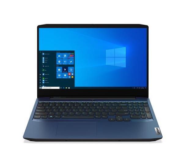 """PC Portable 15,6"""" Lenovo Gaming IdeaPad 3 15ARH05 - Ryzen 5, 16 Go RAM, 512 Go SSD, GTX 1650 - Bleu caméléon"""