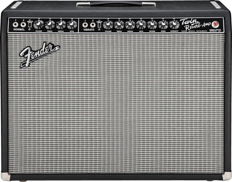 Ampli guitare à lampes Fender 65 Twin Reverb - 85 W