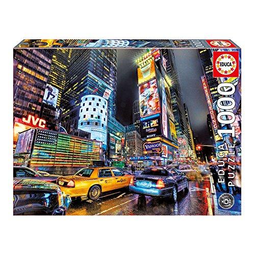 Puzzle Classique Times Square New York Educa 15525