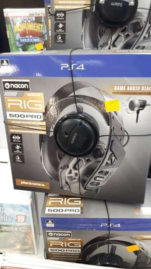 Casque audio Plantronics RIG 500 Pro HS Special Edition (avec micro) - Drancy (93)