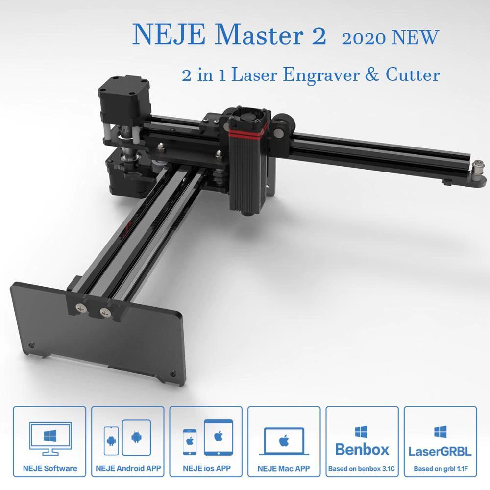 Graveur laser Neje Master 2 - 20W