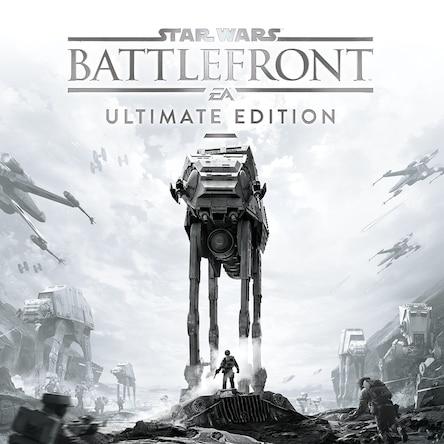 Star Wars Battlefront Édition Ultime sur Xbox One (Dématérialisé)