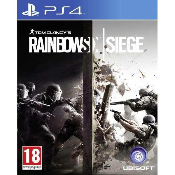 Tom Clancy's Rainbow Six Siege (VO uniquement) sur PS4