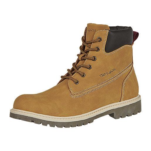 Chaussures Teddy Smith Chukkas Mark - marron