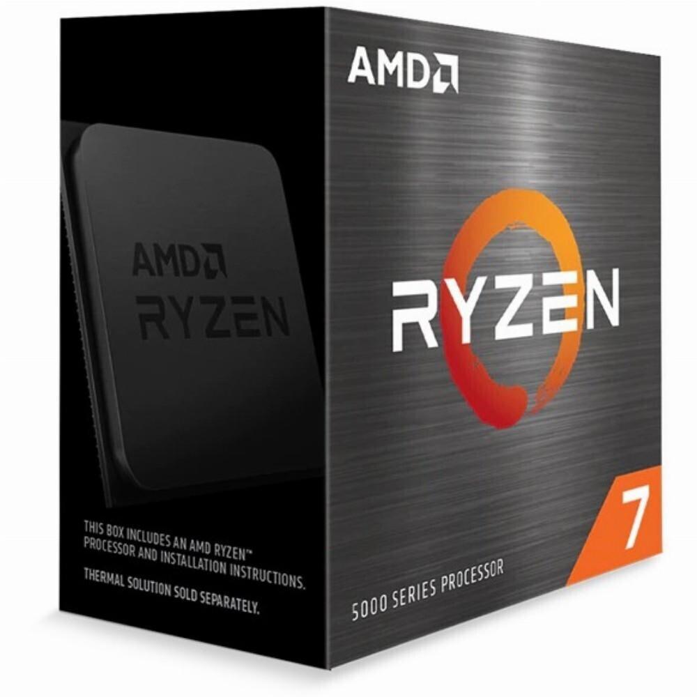 Processeur AMD Ryzen 7 5800X - 3.8 GHz, Mode Turbo à 4.7 GHz