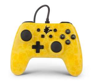 Manette filaire PowerA Pikachu pour Nintendo Switch