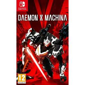 Daemon x Machina sur Switch