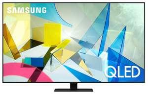 "TV QLED 55"" Samsung QE55Q80T 2020 - 4K UHD, 100 Hz, HDR10+, Smart TV"