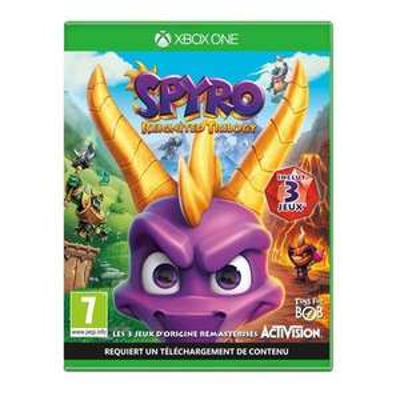 Spyro Reignited Trilogy sur Xbox One