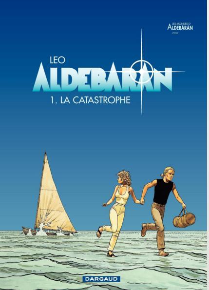 8 séries de BD en promotion  - Ex : Tome 01 de Aldébaran (version numérique)
