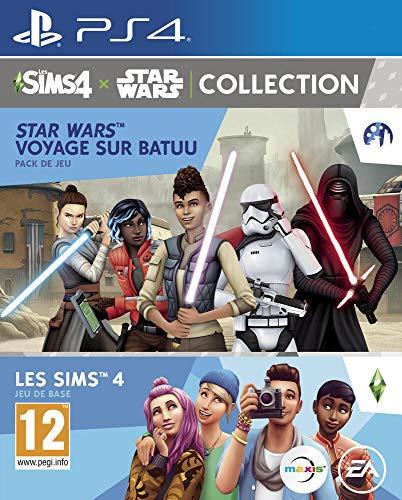 Les Sims 4 + Pack de jeu Star Wars : Voyage sur Batuu sur PS4