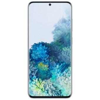 """Smartphone 6.2"""" Samsung Galaxy S20 - Double SIM, 128 Go, Bleu (Vendeur tiers)"""