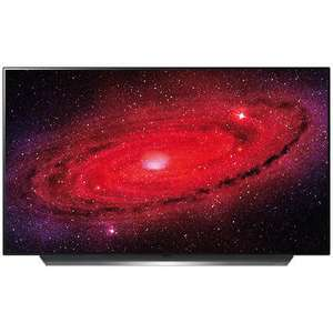 """TV 77"""" LG OLED77CX6 - 4K UHD, HDR10+, OLED, Smart TV, Dolby Atmos / Vision (frontaliers Suisse)"""