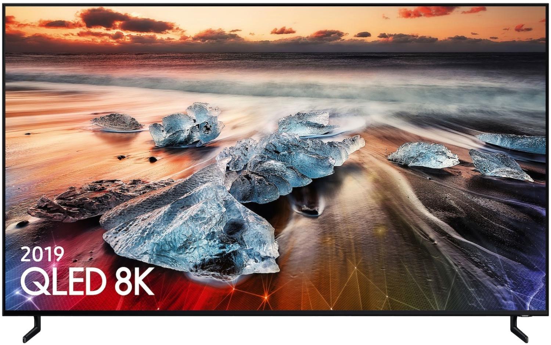 "TV 75"" SamsungQE75Q950R (2019) - 8K UHD, QLED, Smart TV (frontaliers Suisse)"