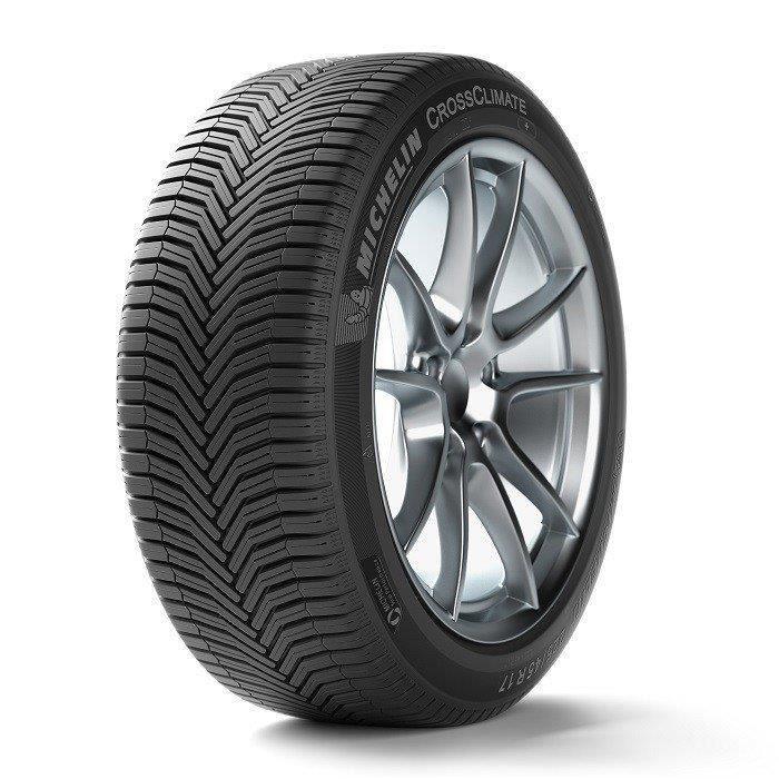 Lot de 2 Pneus Michelin CrossClimate+ (4 Saisons) - 205/55 R16 91H (Via 20€ en ticket E.Leclerc)