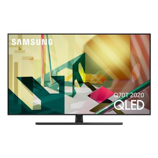 "TV QLED 65"" Samsung QE65Q74T (2020) - 4K UHD, 100 Hz, HDR1000, Smart TV (via ODR 200€)"