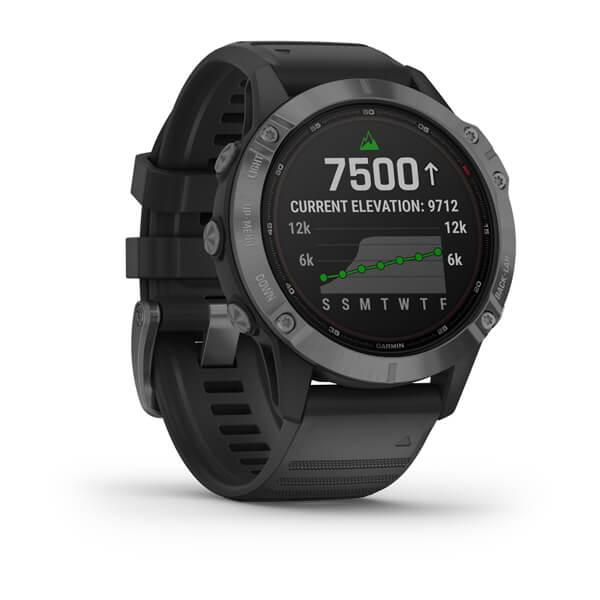 Montre GPS connectée Garmin Fenix 6 Pro (viladomat.com)