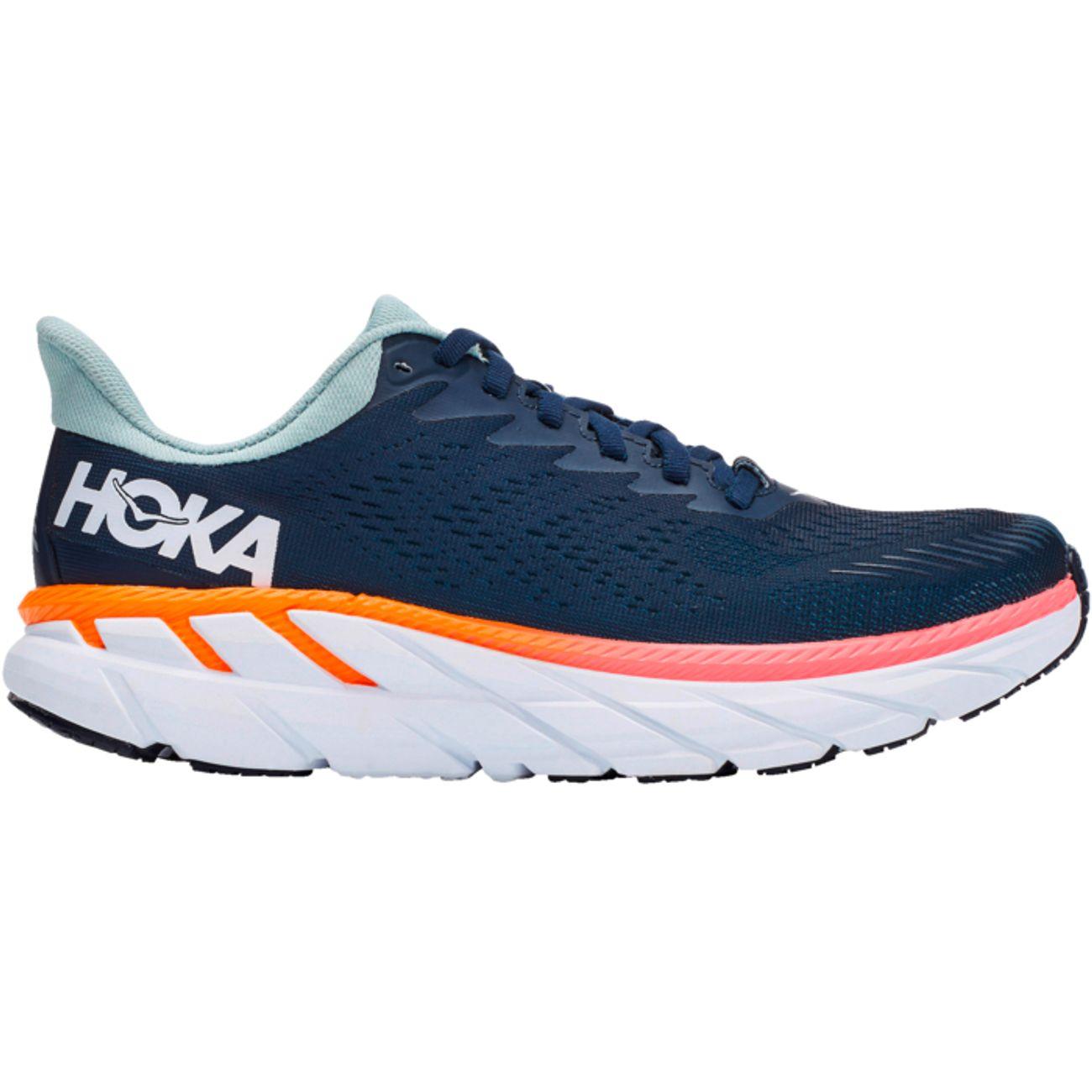Chaussures de running Route pour femme Hoka One Clifton 7 - Tailles; 38 au 41 1/3