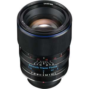 Objectif photo Laowa 105mm f/2 STF Monture Sony FE