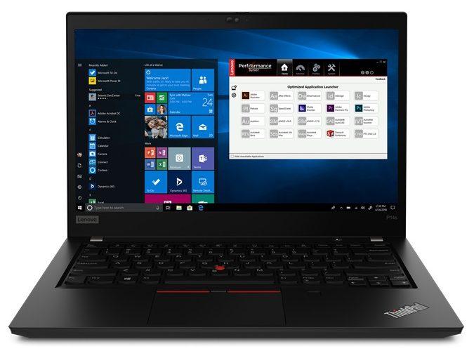 "PC Portable 14"" Lenovo ThinkPad P14s Gen 1 - Full HD IPS Tactile, Ryzen 7 Pro 4750U, RAM 16 Go, SSD 512 Go, WiFi 6, Sans OS"