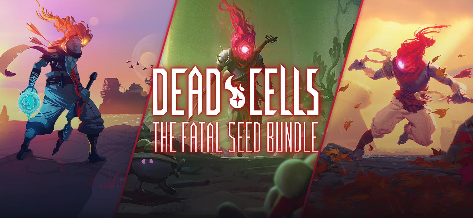 Dead Cells: The Fatal Seed Bundle: Jeu de base et tous les DLCs sur PC, Mac & Linux (Dématérialisé, store Russe via VPN)