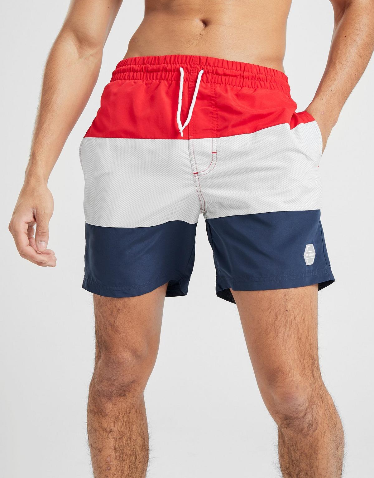Sélection de shorts de bain Hommes en Soldes - Ex: McKenzie (Tailles L et S)