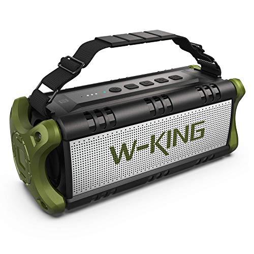 Enceinte Bluetooth W-King D8 - 50W (Vendeur Tiers)