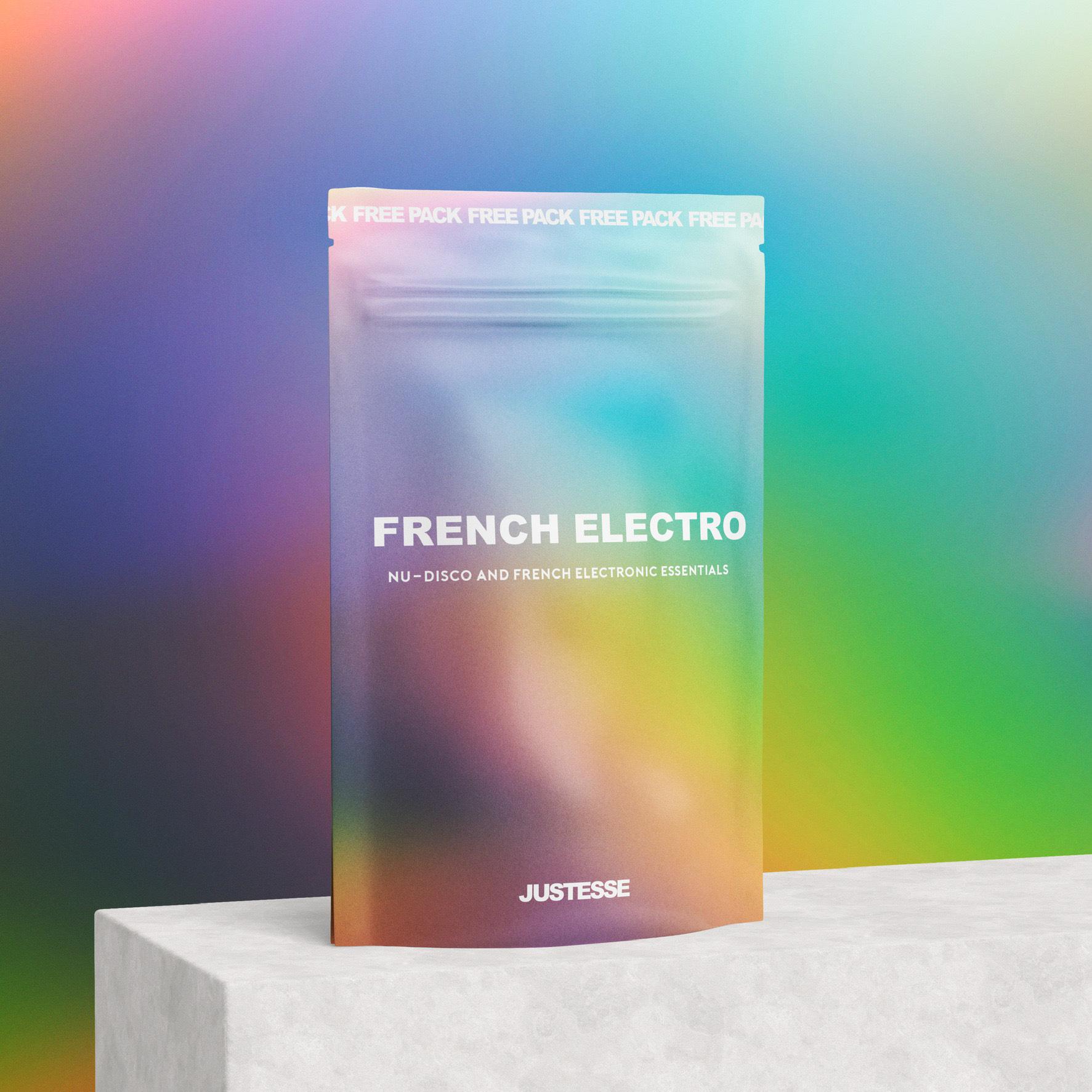 Pack de Sample Justesse - French Electro gratuit (Dématérialisé)