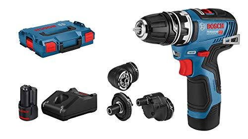 Perceuse-visseuse sans fil GSR 12V-35 FC Professional 06019H3000 + 2 batteries (3,0 Ah)