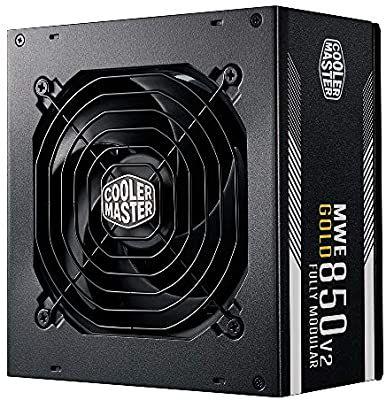 Alimentation modulaire Cooler Master MWE 850 Gold V2 - 850W, 80+ Gold