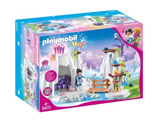 Sélection de Playmobil en promotion - Ex : Le palais de Cristal 9470 Grotte du diamant