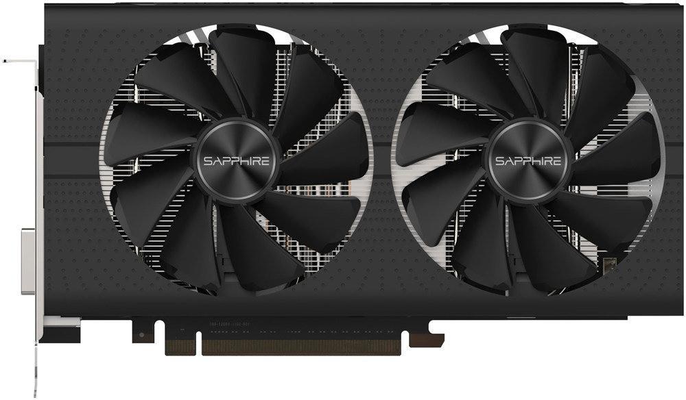 Carte graphique Sapphire Radeon RX 580 Pulse - 8 Go