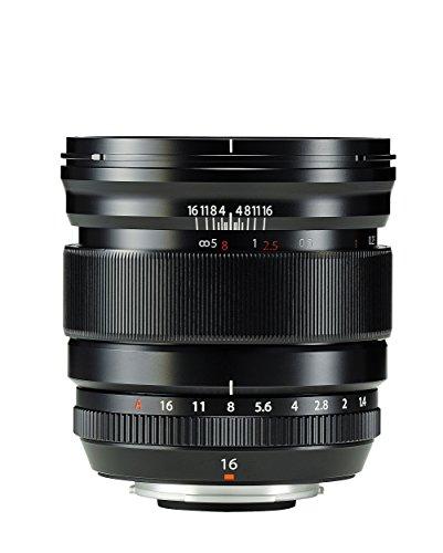 Objectif Fujifilm XF-16 mm/F1.4 R WR Noir