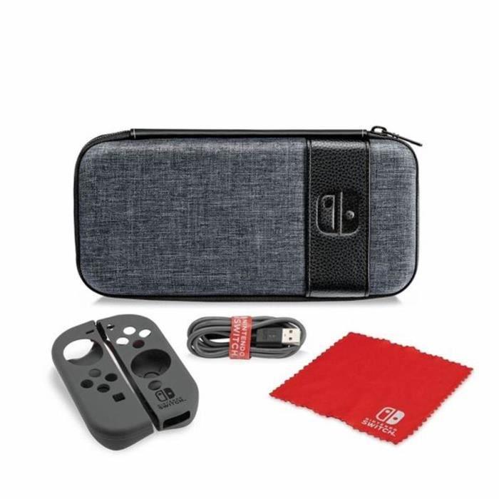 Housse de protection Starter Kit Elite Édition pour Nintendo Switch