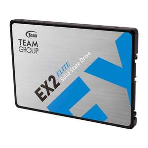 """SSD interne 2.5"""" Team Group EX2 - 1 To"""